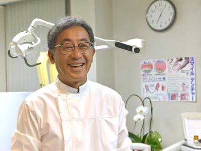 角田歯科院長